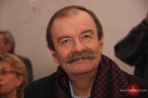 Wernisaż Janusza Wierzyńskiego
