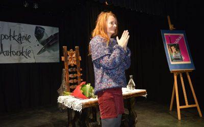 Ocalić od zapomnienia – Spotkanie z Katarzyną Enerlich