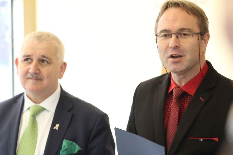 """Wernisaż wystawy Ryszarda Kawczyńskiego """"ORZEŁ POLSKI"""""""