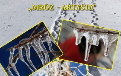 mróz – artysta