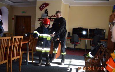 zawód strażak