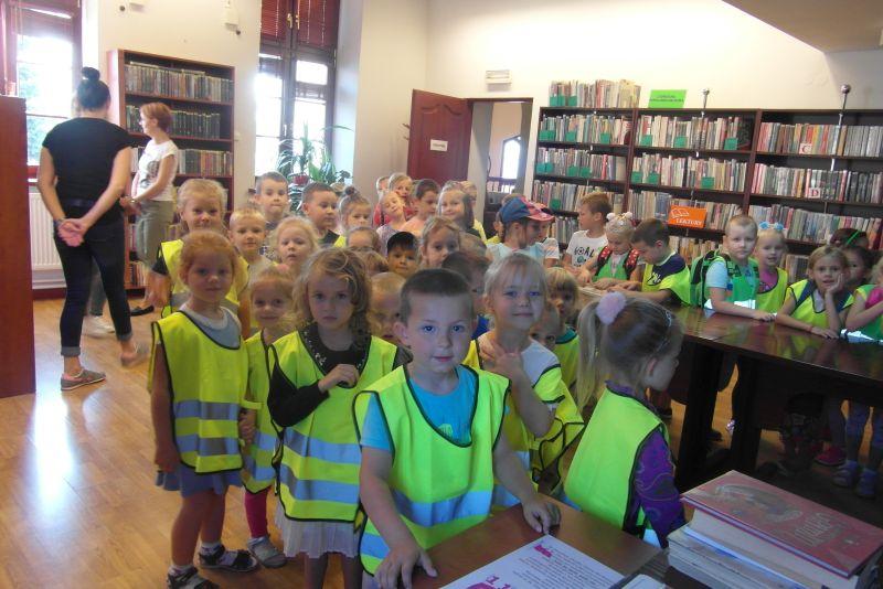 Spotkanie z najmłodszymi czytelnikami