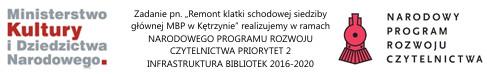 PRIORYTET 2 INFRASTRUKTURA BIBLIOTEK 2016-2020