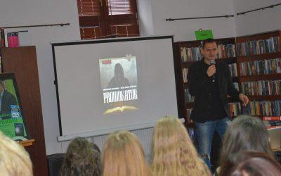 Spotkanie autorskie Arkadiusz Niemirski
