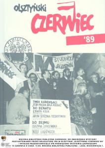 Olsztyński czerwiec'89
