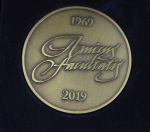 Medal dla Biblioteki