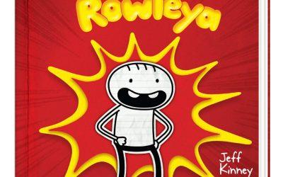 Jeff Kinney – Dziennik Rowleya