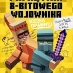 Cube Kid - Pamiętnik 8-bitowego wojownika. Ścieżka diamentu. Minecraft.