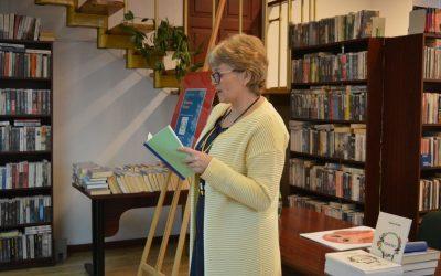 Spotkanie autorskie z Elżbietą Wąsik