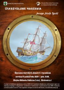 """""""Uskrzydlone marzenia"""" wernisaż wystawy Jerzego Józefa Tyszki"""