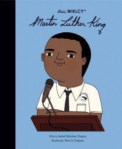 Okładka książki Martin Luther King
