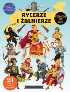 Okładka książki Rycerze i żołnierze