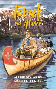 Okładka książki Tomek na Alasce