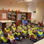 Fotogaleria z wycieczki dzieci do przedszkola
