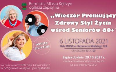 Burmistrz Miasta Kętrzyn ogłasza zapisy