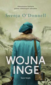Okładka książki Wojna Inge